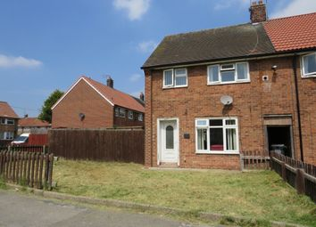 Thumbnail 3 bed end terrace house for sale in Chelmsford Close, Hull
