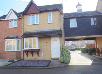 Thumbnail 3 bedroom link-detached house to rent in Cublands, Hertford