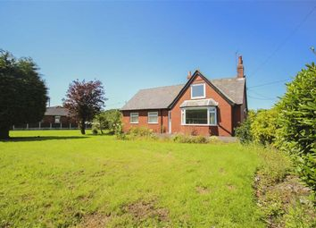 Thumbnail 3 bed detached bungalow for sale in Preston New Road, Samlesbury, Preston