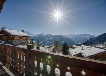 Thumbnail 5 bed chalet for sale in Verbier, Valais, Switzerland