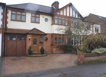 Thumbnail 4 bed semi-detached house for sale in Dale View Avenue, London