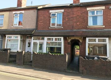 2 bed terraced house for sale in Newtown Road, Bedworth CV12