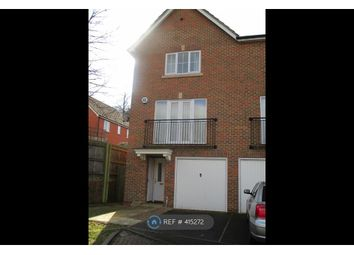 Thumbnail 3 bed end terrace house to rent in Tregony Road, Orpington