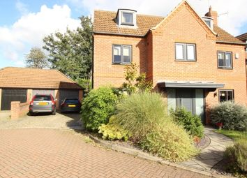 Thumbnail 5 bed detached house for sale in St. Marys Gate, Worksop