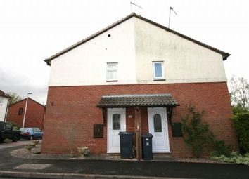 Thumbnail 1 bed semi-detached house to rent in Fulford Way, Woodbury, Exeter