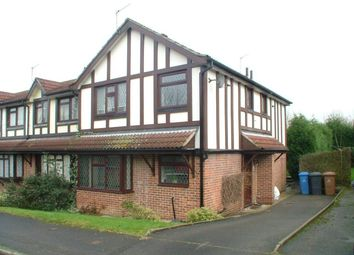 Thumbnail 2 bed semi-detached house to rent in Linnet Close, Spondon, Derby