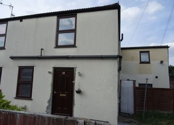 2 bed end terrace house for sale in Clay Lake, Spalding PE11