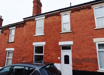 Thumbnail 3 bedroom terraced house for sale in Grafton Street, Lincoln
