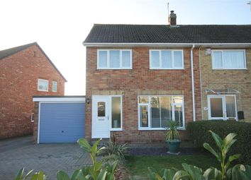 Thumbnail 3 bedroom end terrace house for sale in Langdale Road, Market Weighton, York
