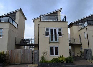 Thumbnail 3 bed detached house for sale in Tonnant Road, Swansea