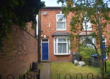 Thumbnail 3 bedroom terraced house to rent in Boldmere Terrace, Katie Road, Selly Oak, Birmingham