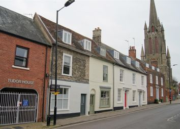 Thumbnail 3 bedroom property for sale in St. Johns Street, Bury St. Edmunds