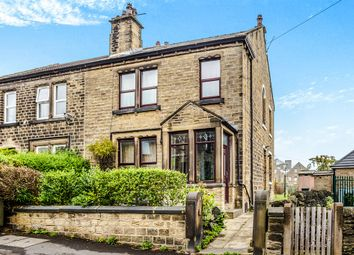 Thumbnail 3 bedroom end terrace house for sale in Carr Street, Marsh, Huddersfield