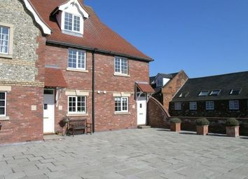 Thumbnail 2 bed end terrace house to rent in Cornmill Court, Saffron Walden, Essex