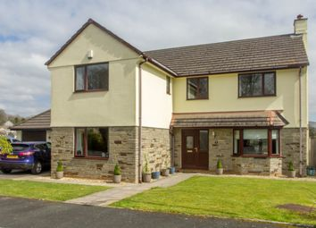 Thumbnail 5 bed detached house for sale in Manor Close, Tavistock