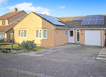 Thumbnail 2 bed detached bungalow for sale in Jermyn Way, Halesworth