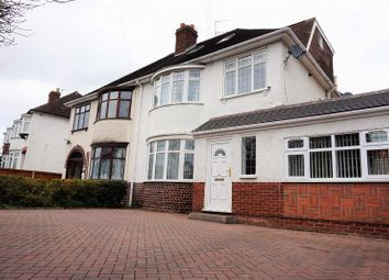 Thumbnail 5 bed semi-detached house for sale in Codsall Road, Wolverhampton