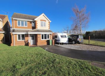 Thumbnail 5 bed detached house for sale in Lancelot Court, South Elmsall, Pontefract