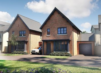 "Thumbnail 3 bed detached house for sale in ""The Yarkhill"" at Prestbury Road, Prestbury, Cheltenham"
