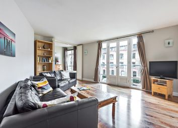 Thumbnail 2 bed flat for sale in Park West Building, Bow Quarter, London