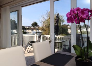 Thumbnail 2 bed mobile/park home for sale in Colchester Road, St. Osyth, Clacton-On-Sea
