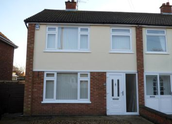 Thumbnail 3 bed semi-detached house to rent in Lonsdale Close, Ipswich