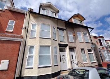 Thumbnail 5 bedroom terraced house for sale in Duke Street, New Brighton, Wallasey