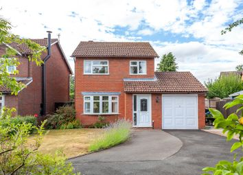 Thumbnail 3 bed detached house for sale in Earlswood, Bicton Heath, Shrewsbury