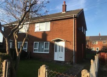 Thumbnail 2 bed semi-detached house for sale in Maes Y Parc, Chirk, Wrexham, Wrecsam