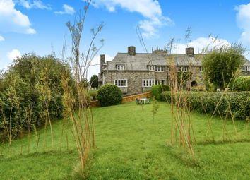 Thumbnail 2 bed terraced house for sale in Milton Abbott, Tavistock, Devon