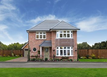 "Thumbnail 3 bed detached house for sale in ""Leamington Lifestyle"" at Kings Avenue, Ely"