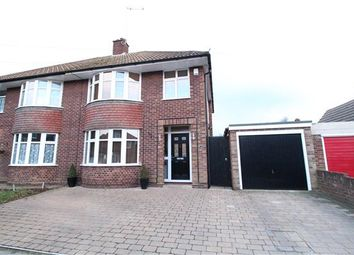 Thumbnail 3 bed semi-detached house for sale in Randwell Close, Ipswich