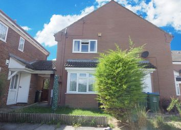 Thumbnail 1 bed terraced house to rent in Iris Close, Aylesbury, Buckinghamshire