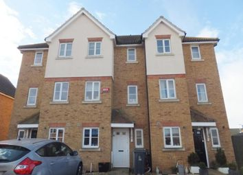 Thumbnail 3 bed town house to rent in Thistle Drive, Seasalter, Whitstable
