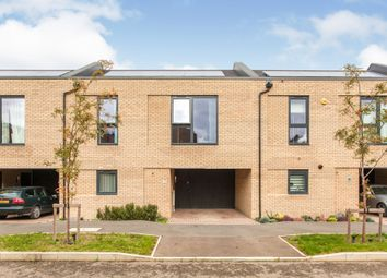 Todd Street, Trumpington CB2. 3 bed terraced house for sale