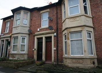 Thumbnail 5 bed maisonette to rent in Grosvenor Road, Jesmond, Newcastle Upon Tyne