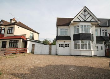 Thumbnail 4 bed semi-detached house for sale in Clayhall Avenue, Clayhall, Ilford