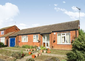 Thumbnail 3 bed detached bungalow for sale in St. Martins Green, Trimley St. Martin, Felixstowe