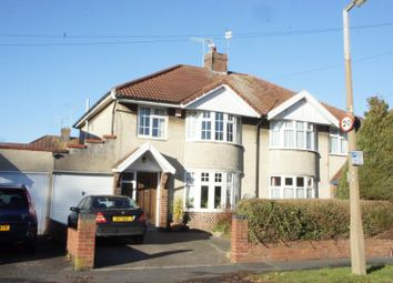 Thumbnail 3 bed semi-detached house to rent in Kenmore Crescent, Filton Park, Bristol