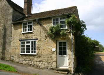 Thumbnail 2 bed cottage to rent in Shepherds Walk, Belmesthorpe, Stamford