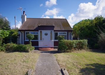 Thumbnail 2 bed detached bungalow for sale in Station Road, Talacre, Holywell