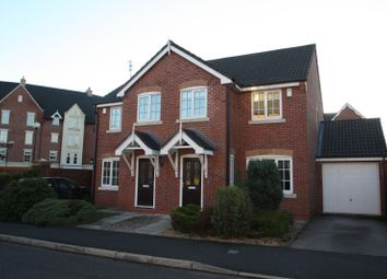 Thumbnail 3 bedroom property to rent in Blakemere Drive, Kingsmead, Northwich