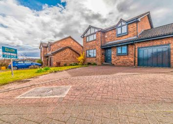 Thumbnail 5 bed detached house for sale in Nairn Way, Cumbernauld, Glasgow