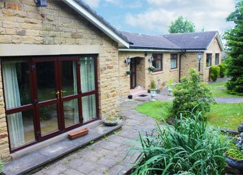 Thumbnail 3 bed detached bungalow for sale in Hill Side Rise, Liversedge, West Yorkshire