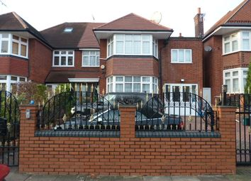 Thumbnail 7 bed semi-detached house for sale in The Avenue, London