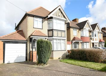 Thumbnail 3 bed detached house for sale in Park Crescent, Harrow, Middlesex