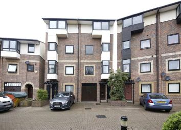 Thumbnail 4 bedroom property for sale in Barnfield Place, London