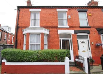 Thumbnail 3 bed terraced house for sale in Balcarres Avenue, Mossley Hill, Liverpool