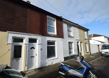 Thumbnail 2 bed terraced house for sale in Cranleigh Road, Portsmouth