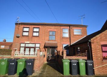 Thumbnail 2 bed flat for sale in Station Road, Heacham, King's Lynn